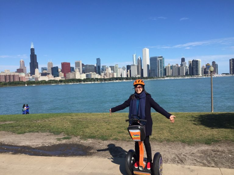 Chicago Segways
